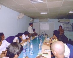 PPEY session (Ghutiari Sharif)