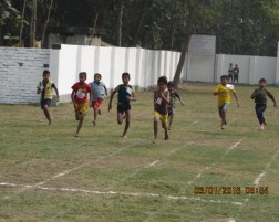 Annual Sporting Event at Knowledge Paradise – January 2016