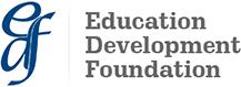 Education Development Foundation Logo