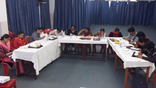 PPET Session at Khalsa English High School – January 2017