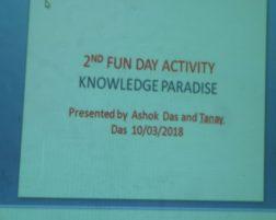 Fun Activity Day